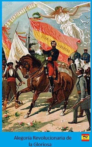Alegoría de la Revolución Gloriosa