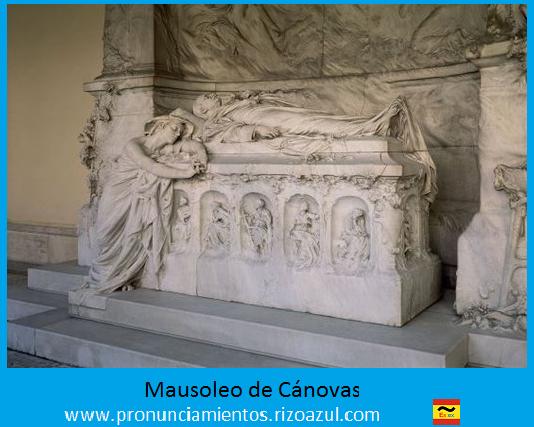 Mausoleo de Cánovas del Castillo