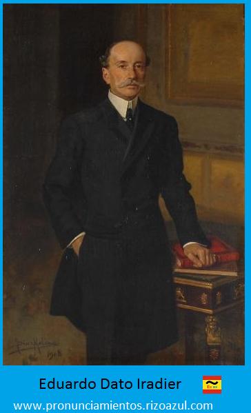 Eduardo Dato Iradier