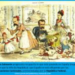 Los cantones durante la república federal española. La Flaca