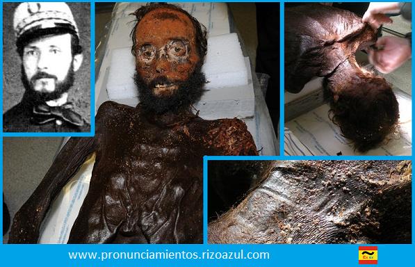 La momia de Prim. Asesinato de Prim.