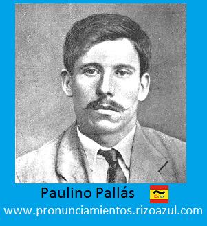 Paulino Pallás