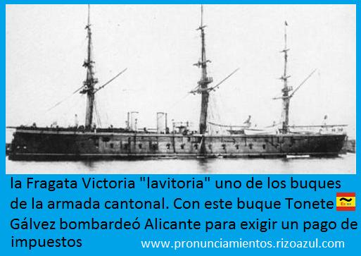 Fragata Victoria
